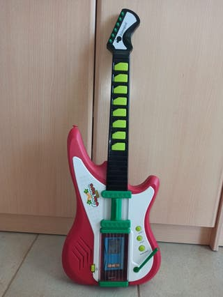 guitarra inaginarium