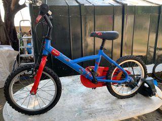 bicicleta de niño 3 - 5 años