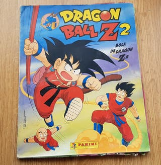 Album de cromos Dragon Ball Z2
