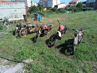 Lote motos clásicas