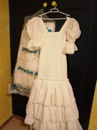 vestido de faralae talla 38