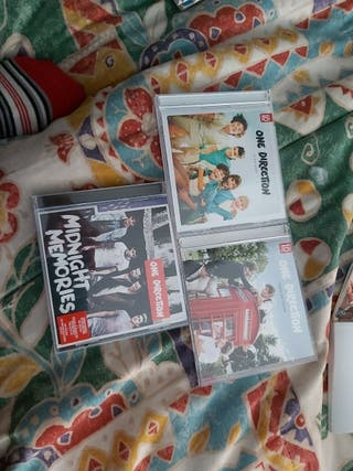 cds originales One Direction