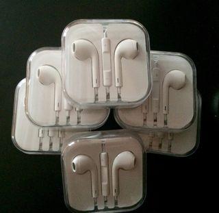 Auriculares EarPods (OFERTA:3x10€)
