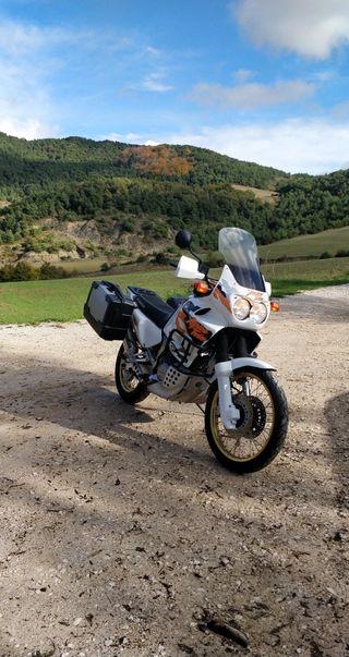Honda xrv Africa Twin rd07