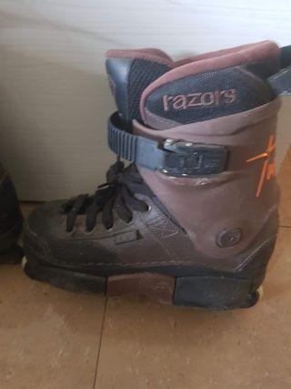 patines agresivos