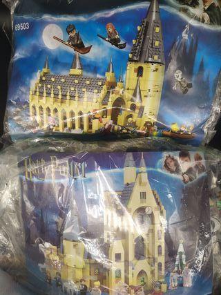 GRAN COMEDOR TORRE DEL RELOJ COMPATIBLE LEGO