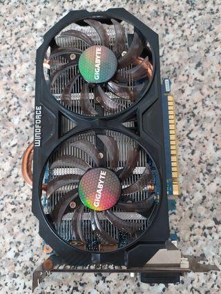 NVIDIA GeForce GTX 750TI 2GB