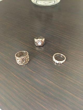 Set anillos TOUS