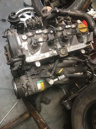 Despiece motor honda civic 4ee2