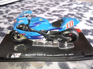 Maqueta de Moto GP