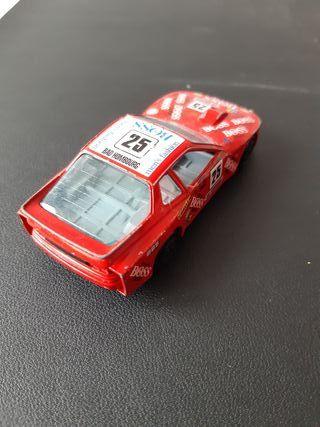 Porsche 924 turbo de Burago escala 1/43