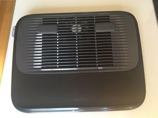 Base acolchada refrigerante para portátil