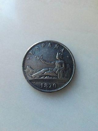 Moneda 1870