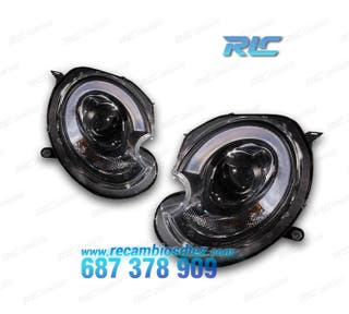FAROS MINI COOPER R56 / R57 XENON TUBE LIGHT NEGRO