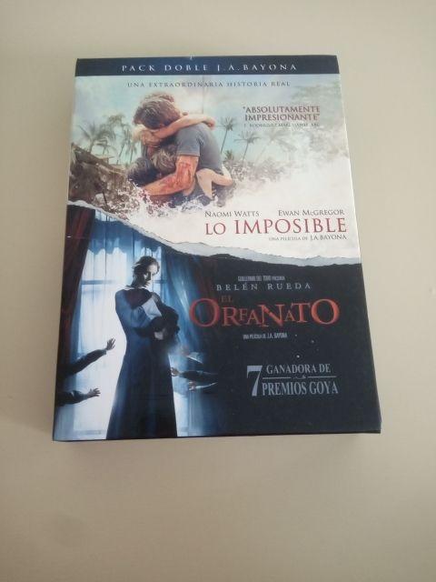 DVDS Pack de 2
