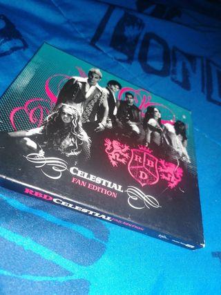 RBD celestial CD+Dvd
