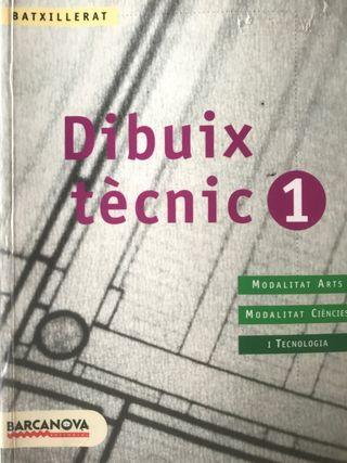 Libro Dibujo Técnico 1º Bachillerato