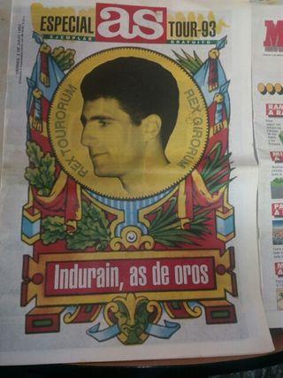 Periodicos deportivos legendarios.