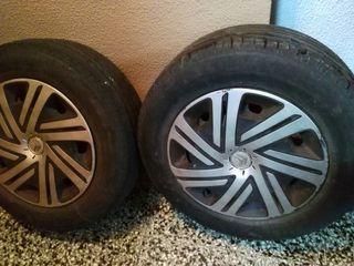 llantas berlingo ruedas