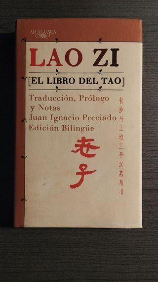 LAO ZI. (EL LIBRO DEL TAO). EDICION BILINGÜE.