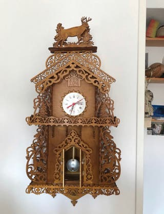 Reloj ARTESANO