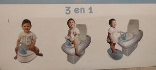 Orinal evolutivo 3 en 1 de Bbest