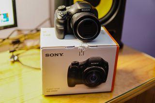 Camara Sony HX350