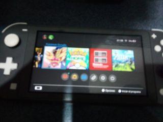 Nintendo switch lite y xbox one