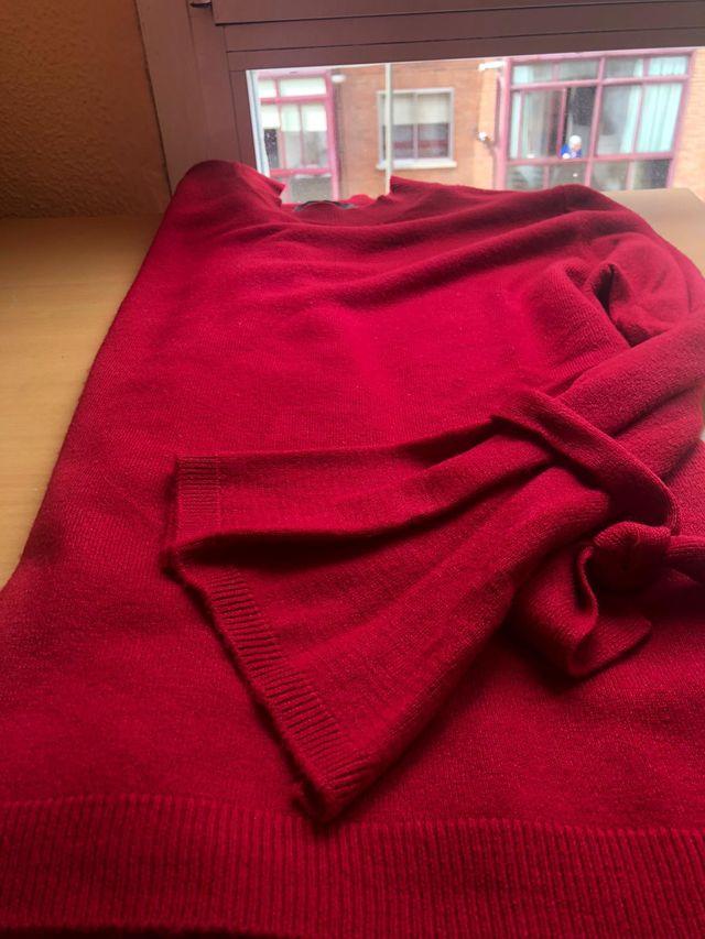 Jersey mujer rojo Primark talla M