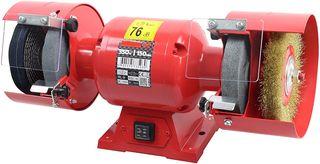 Amoladora Pulidora de Banco Eléctrica 350W, 150 mm