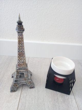 Torre Eiffel y Portavela