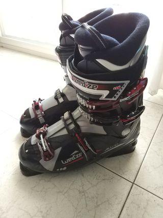 Botas de esquiar wed'ze