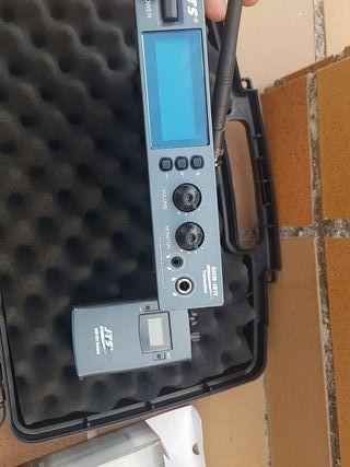 Monitor de oido, JTS Sien 101 emisor más receptor
