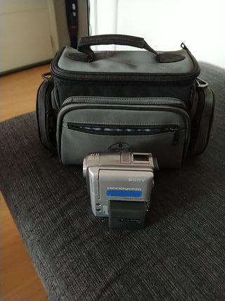 Videocámara Sony DCR PC109E PAL
