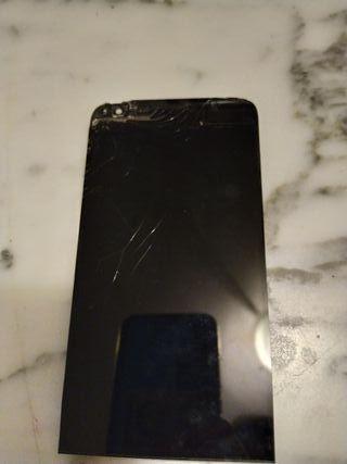 pantalla LG g5 rota x la parte de arriba funciona