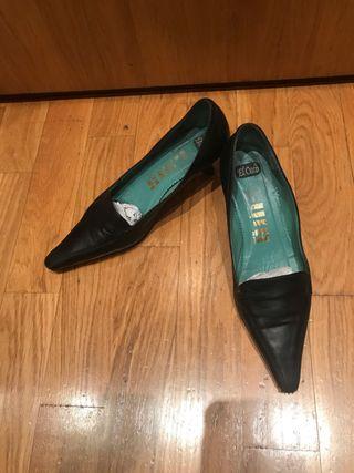 Zapatos cuero El Cuco