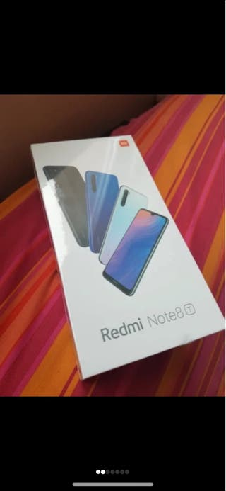 Xiaomi note 8t 4/64gb PRECINTADO