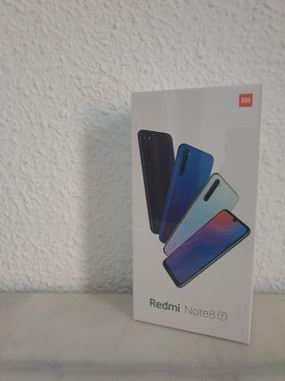 Xioami Redmi Note 8t 3/32gb azul PRECINTADO