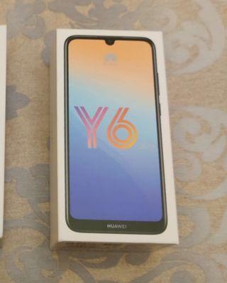 Huawei Y6 marrón sin abrir!!