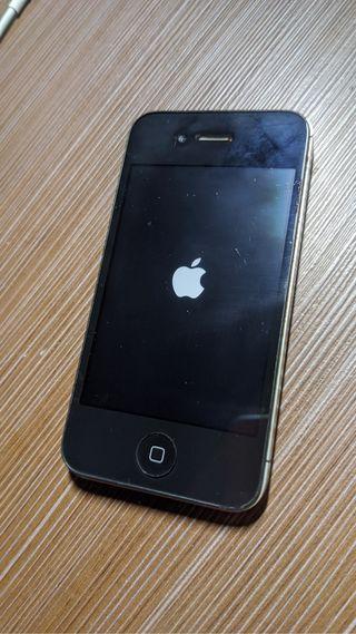 IPhone 4s negro libre 16gb