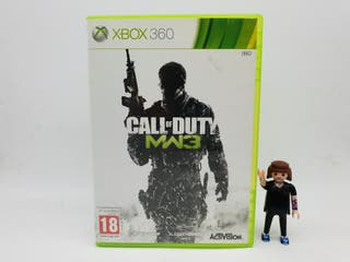 CALL OF DUTY MW3 Xbox