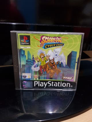 Scooby-Doo Cyber Chase Ps1