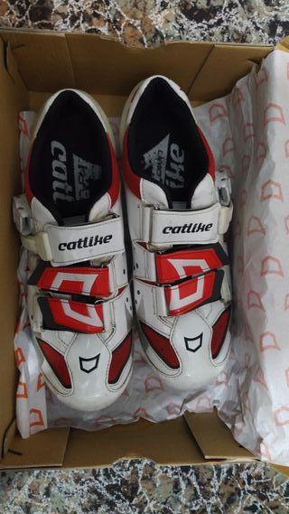 zapatillas catlike Carrera T43