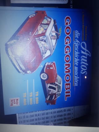 libro GOGGOMOBIL