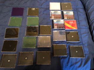 Carcasas para cd