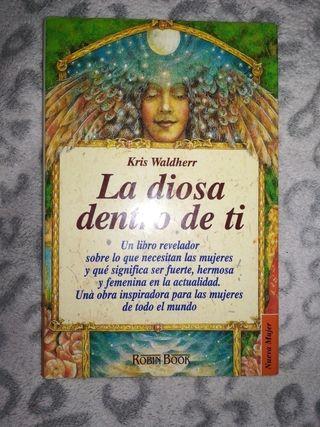 La Diosa dentro de tí. ENVÍO GRATIS.
