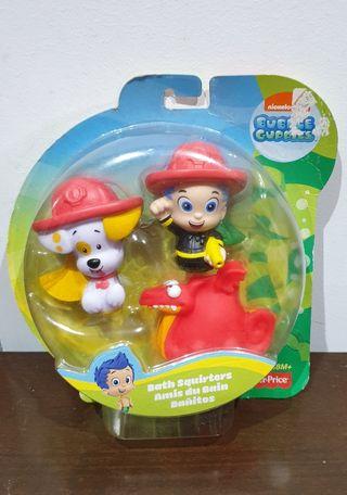 juguete nuevo precintado bubble guppies