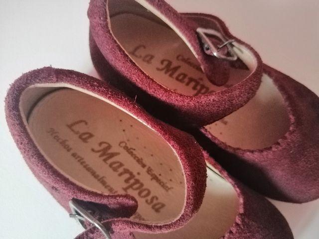 Zapatos La Mariposa 22