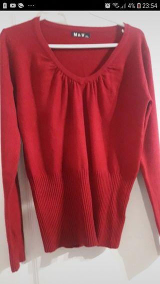 jersey rojo pasión