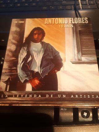 CD Antonio Flores